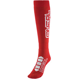 ONeal Pro MX Socks CORP red